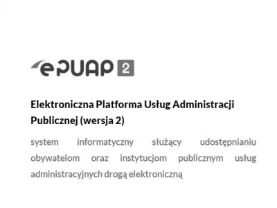 Elektroniczna Platforma Usług Administracji Publicznej (wersja 2)